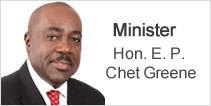 Hon. Everly Paul 'Chet' Greene
